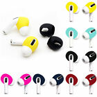 Soft Dustproof Ultra Thin Silicone Earbud Earphone Case Cover for Airpods Pro Ea