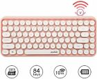 US Wireless Bluetooth Keyboard Portable 84-Key Compatible with Android Window PC