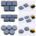 10Pcs Furniture Moving Sliders Pad Floor Protectors Table Chair Glide Caps Cover