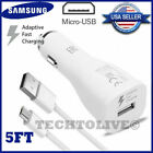 Original Samsung Galaxy Note8 S8 S9 S10 Plus Fast Wall Charger +4FT Type-C Cable