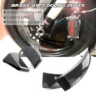 108mm Carbon Air Duct Caliper Brake Cooling for KAWASAKI NINJA KAWASAKI GTR1400