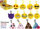 Emoji+Talking+Icon+Pillow+Keychains+Plush+Material+Best+Gift+Listen+Option+Xmas