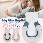 Breathable Newborn Baby Pillow Sleep Mat Anti Flat Head For Crib