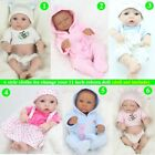 DIY Doll Clothes Sweater Suit Sets for 10-11 inch New Reborn Baby Dolls(NO DOLL)