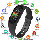 SMARTWATCH M5 2020 SMART BAND FITNESS CARDIOFREQUENZIMETRO 3 COLORI