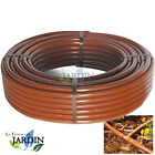 Pipe 16MM Drip Brown Without Droppers Lisa Drip Irrigation Surface 16 MM Brown
