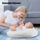 Removable Slipcover Baby Gift Easy Clean For Newborn Lounger Minky Dot Safe