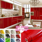 Self Adhesive Kitchen Cabinet Vinyl Stickers Wall Decal Wallpaper Home Decor