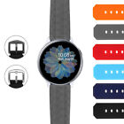 StrapsCo Super Waffle Rubber Band Strap for Samsung Galaxy Watch Active2