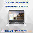 HP G3 CHROMEBOOK 11.6