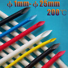 Fiberglass Sleeve Tube  1mm- 25mm Wire Cable Insulating Protection Tube 200