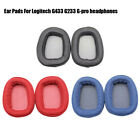 1 Pair Replacement Earpad Ear Cushion for Logitech G433 G233 G-pro Headphones