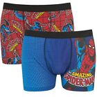 3 Pack Men Official Characters Trunks Boxer Shorts Boxers Underwear Size S & M