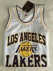 Camiseta baloncesto Mitchell & Ness Los Angeles Lakers NBA licensed jersey S