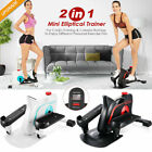 ANCHEER Elliptical Trainer Machine Under Desk Pedal Exerciser Stepper Cycling