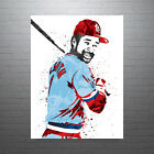 Ozzie+Smith+St+Louis+Cardinals+Poster+FREE+US+SHIPPING