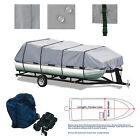 Crestliner 220 CHASE CRUISE Trailerable pontoon Boat waterproof Storage Cover
