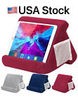 Multi-Angle Pillow Tablet Read Stand Holder Foam Lap Rest Cushion for iPad Phone