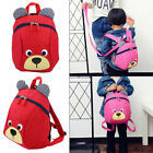 Cartoon Toddler Safety Harness Strap Bag Backpack with Reins for kids