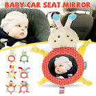 Car Mirror Unbreakable Baby Car Seat Rear View Mirror for Toddler Safety v
