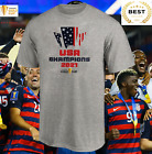 NEW!! USA Champions 2021 Gold Cup Concacaf Premium T-Shirt Unisex XS-5XL