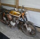 1973 yamaha Fs1e 50 Fizzy Pedal UK bike Resto Project spares or repair BARN FIND