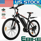 26'48V 500W Litium ION Electric Bicycle e-Bike Shimano 7-speed Removable Battery
