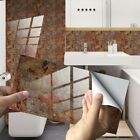 Kitchen Marble Wall Stickers Oil-proof Waterproof Self Adhesive Decor Supplies