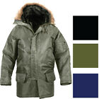 Cold Weather N-3B Military Snorkel Parka Jacket