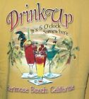 Drink Up It's 5 O'clock Somewhere Hermosa Beach T-Shirt