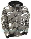Army Hoodie Combat Military Urban Snow Camo Durable Work Shooting Hooded Top