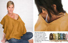 NEW L'oved Loved Baby 4-in-1 Nursing Shawl PICK A COLOR
