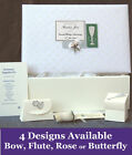 PERSONALISED 55th Emerald Anniversary Keepsake Box + Extras A2