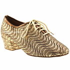 TPS Latin Ballroom Salsa Custom-made Dance Shoes D616