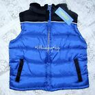 NWT Gymboree SNOWBOARD LEGEND Blue Puffer Ski Jacket Coat Boys Size 2T-3T 4T-5T