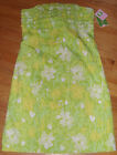 NWT Lilly Pulitzer Franco Dress Strapless 2 6