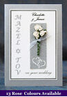 PERSONALISED Mazel Tov Wedding Card +13 Options Q1SR