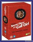 SECRET DIARY OF A CALL GIRL - COMPLTE SERIES 1 2 3 & 4 - *BRAND NEW DVD BOXSET*