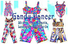 Gandy Dancer & Gear 1 Bike Shorts, Tops, Unitards XS-XL