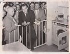 "1959 Krushchev Nixon ""Great Kitchen Debate"" News Photo"