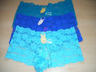 LULLABY LACE SHORT BY LA SENZA ASSORTED BLUES FREEPOST