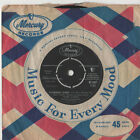 "Frank D'rone - Strawberry Blonde 7"" Single 1960"