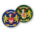 Coat of Arms Name Coasters (D - H)