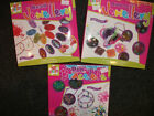 Kids Create Bead or Ribbon Jewellery or Pin Bracelet Sets