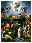 Decor Poster. Fine Graphic Art. Christ Resurrection. Religious Wall Design. 1371