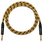 *Custom Length Guitar Leads* Neutrik Gold Jack Plugs, Vintage Sommer Cables PRO