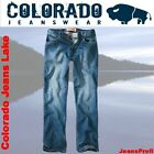 Colorado LAKE Jeans DARK USED Herrenjeans W28 29 30 31 32 33 34 L 30 32 34 36 38