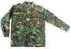 Kids Boys British Soldier 95 Camo Army Jacket Military Fancy Dress Up Costume