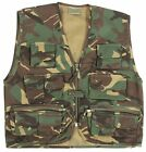 Kids Action Vest Army Camo DPM Soldier  Waistcoat Vest Christmas Gift Present