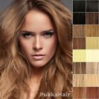 Clip In Human Hair Extensions Full Head  - Real Remy Hair -